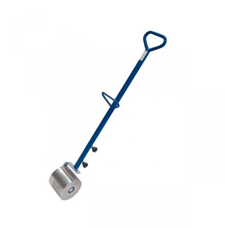 Taktryckrulle Mono-Fork 15kg - dubbla handtag