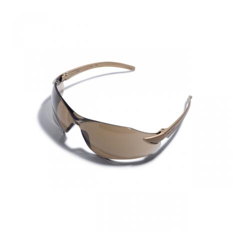 ZEKLER Skyddsglasögon 15 HC/AF - brun