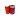 Valmtätningsrulle ALU 300 mm x 5 lpm - RÖD