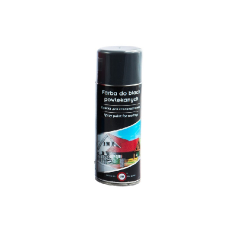 Sprayfärg 400 ml BRUN matt