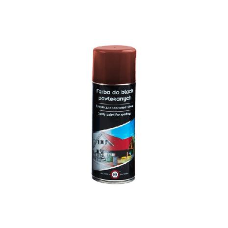 Sprayfärg 400 ml TEGELRÖD matt