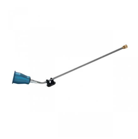Titanium brännare 70 mm, 150kW + neck tube 600 mm, 150TL600