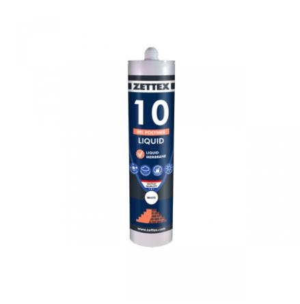 ZETTEX MS 10 Polymer Liquid - Svart 290 ml