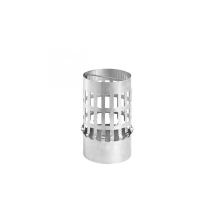 Cylindrisk Lövsil för takbrunn 63
